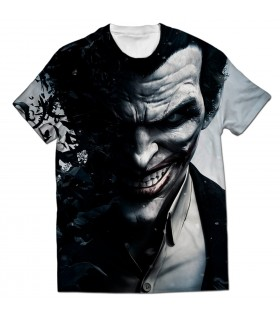 joker all over printed t-shirt